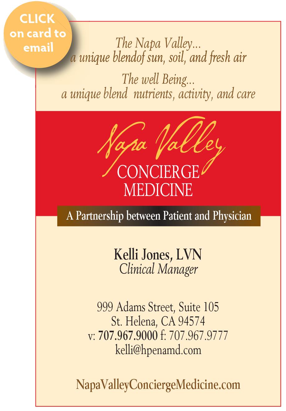 Kelli Jones LVN Clinical Manager